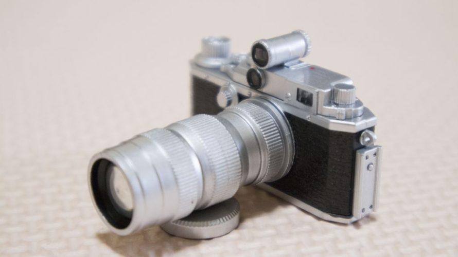Canon ミニチュアコレクションを買ってみた